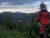 Distant views of Llandegla
