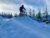 Snowy singletrack 3